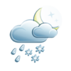 Schnee / Regenschauer