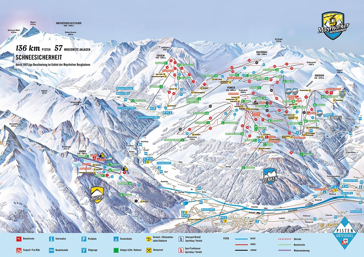 Wetter Mayrhofen 16 Tage