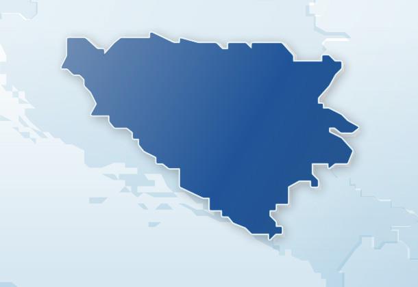 wetter bosnien