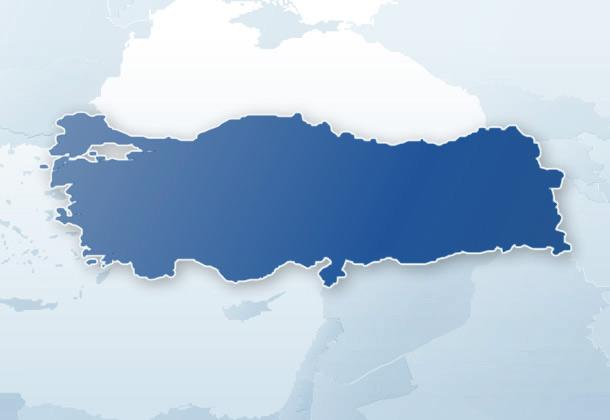 Wetter Türkei